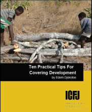 ICFJ tips for journalists